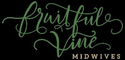Fruitful Vine Midwives Logo